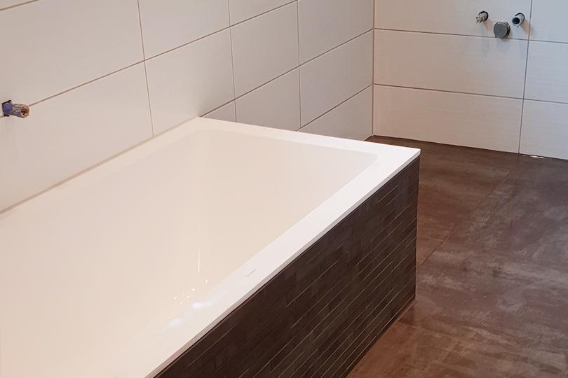 Badezimmer in Ettenheim